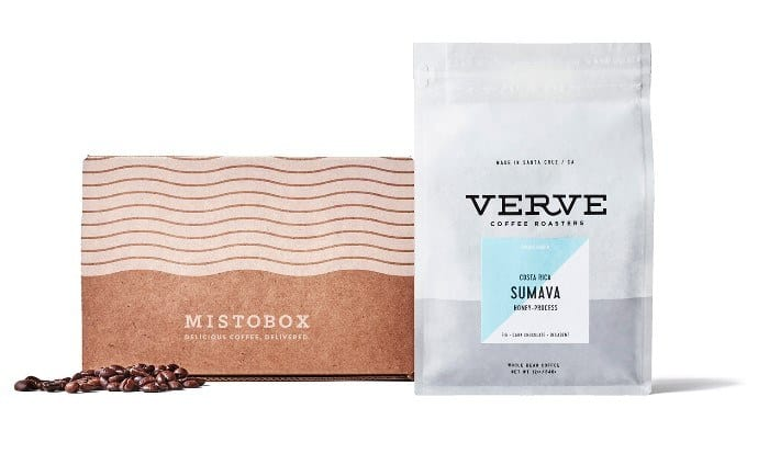 Mistobox plus bag of Verve