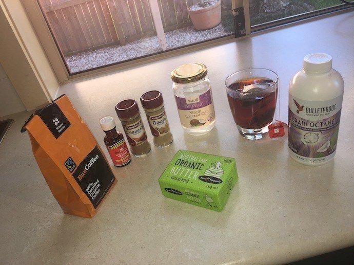 chai latte bulletproof ingredients
