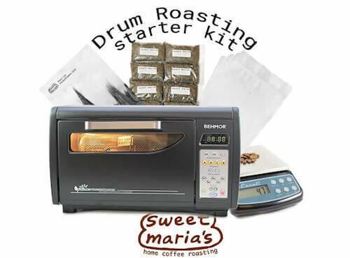 Behmor Drum Roasting Kit, Sweet Maria's