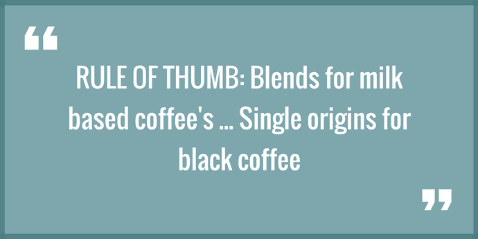 Blends Rule Of Thumb