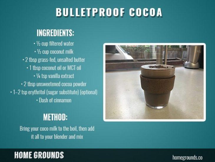 Bulletproof Cocoa recipe