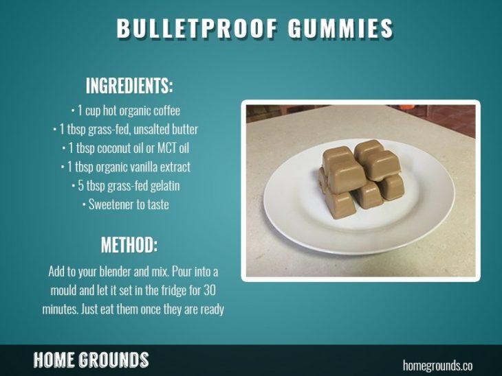 Bulletproof Gummies recipe