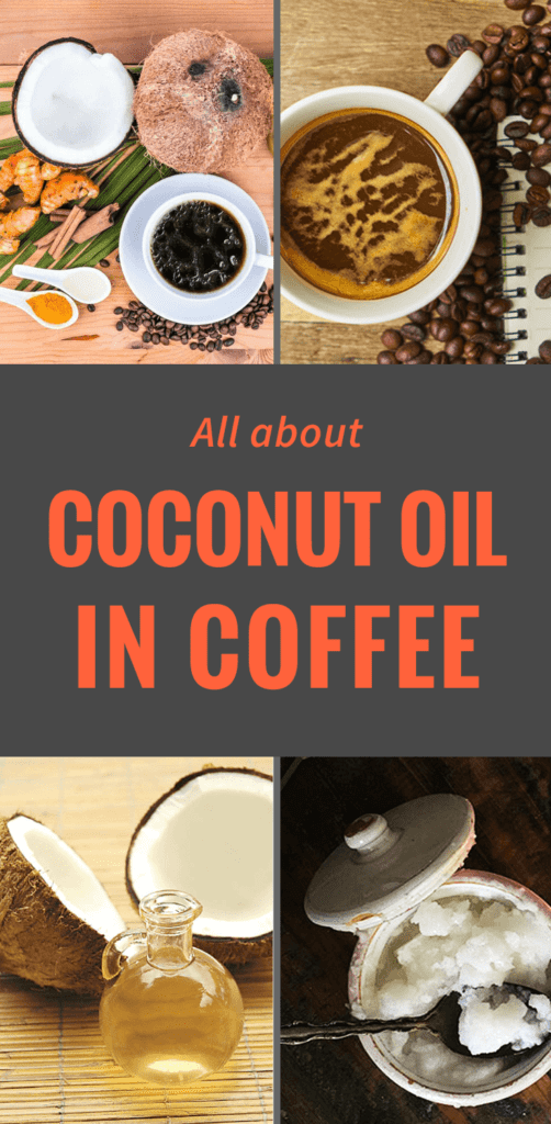 Coconut Oil In Coffee Pinterest