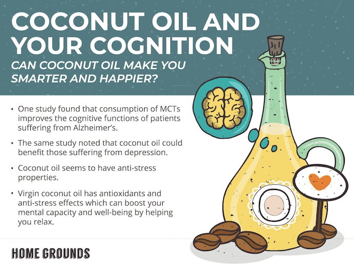 Coconut Oil And Your Cognition 1