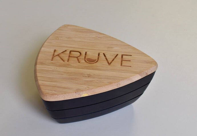 a more detailed photo of the Kruve