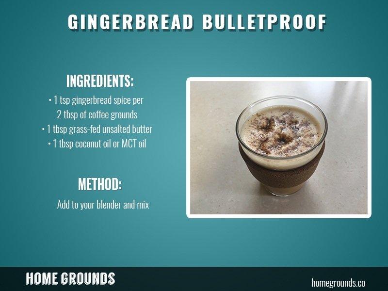 Gingerbread Bulletproof Recipe