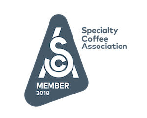 Specialty coffee association banner
