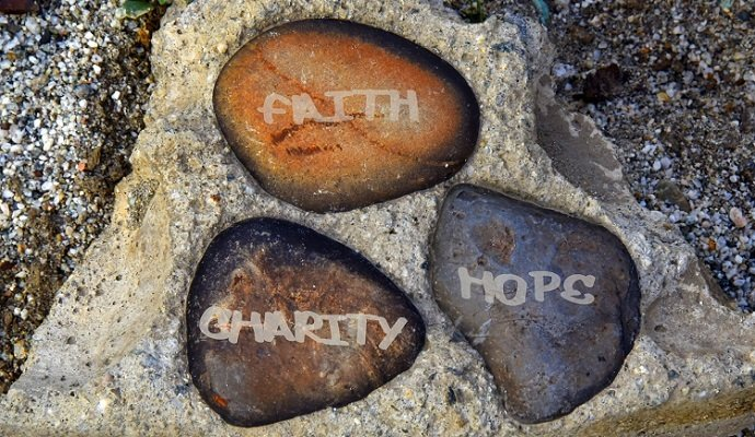 Charity Hope Faith
