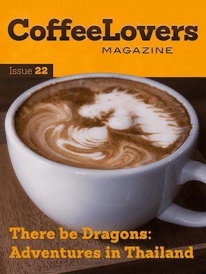 Featured in coffee lovers magazine part 2