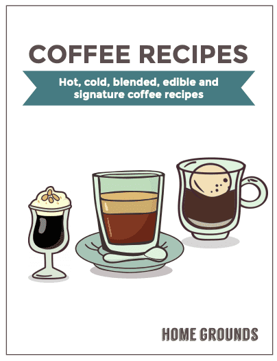 Coffee Recipes E-Book
