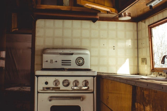 Old Rv Kitchen