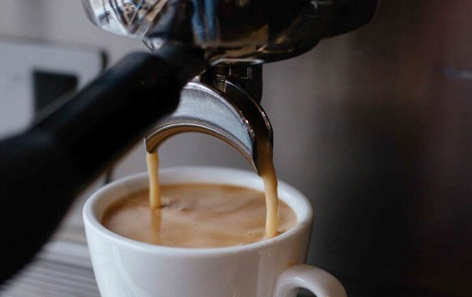 making espresso with the breville oracle
