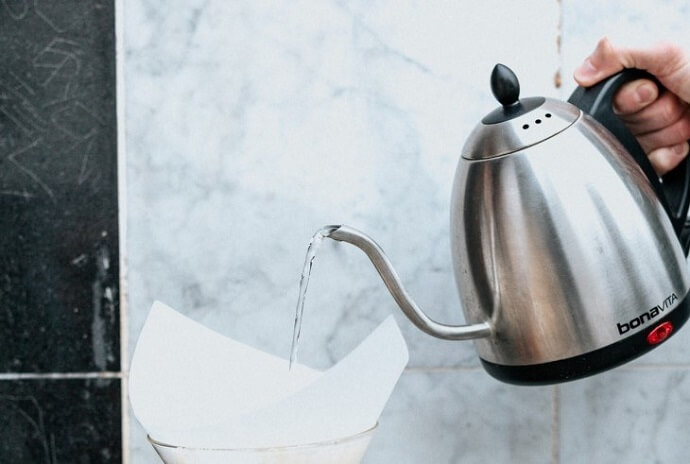 a review of the bonavita electric kettle
