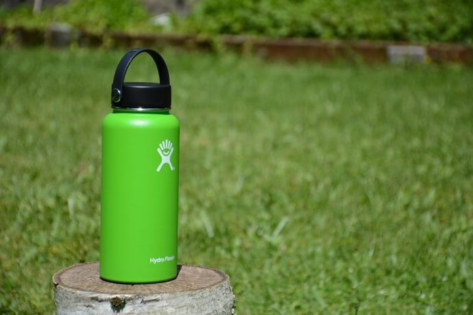 Hydro Flask Green
