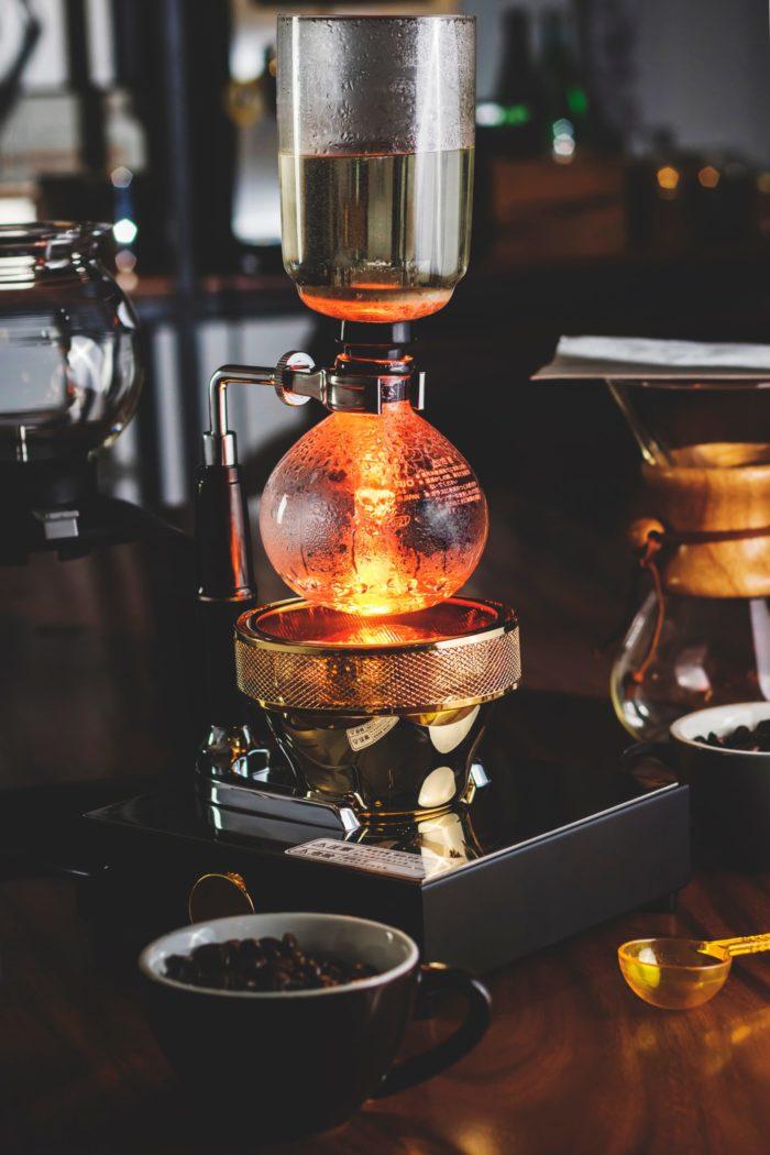Hario Technica Siphon Coffee Maker