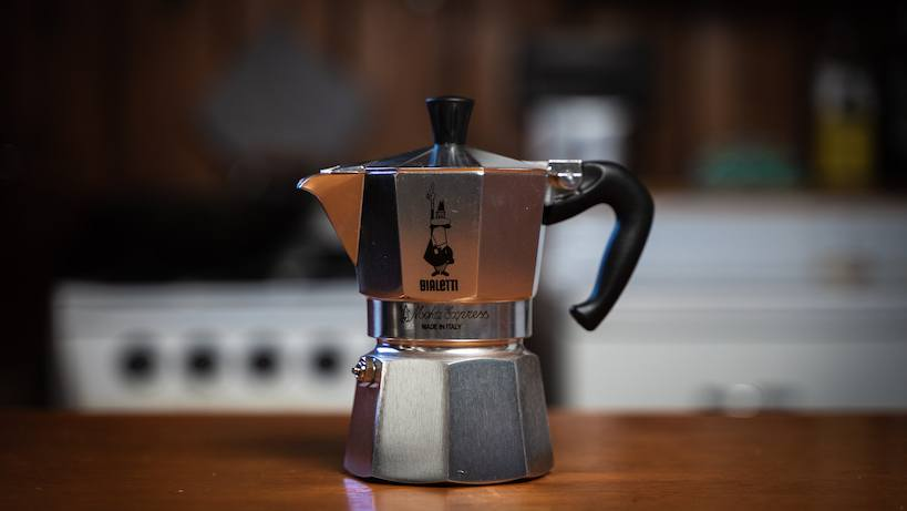 bialetti moka espress review