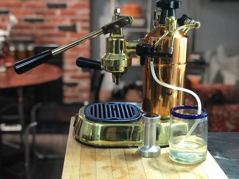 la pavoni professional review