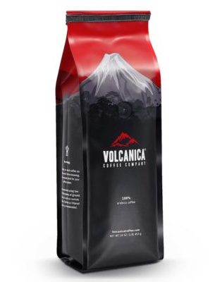 Volcanica coffee bag