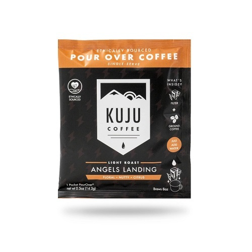 Kuju Coffee Angel's Landing