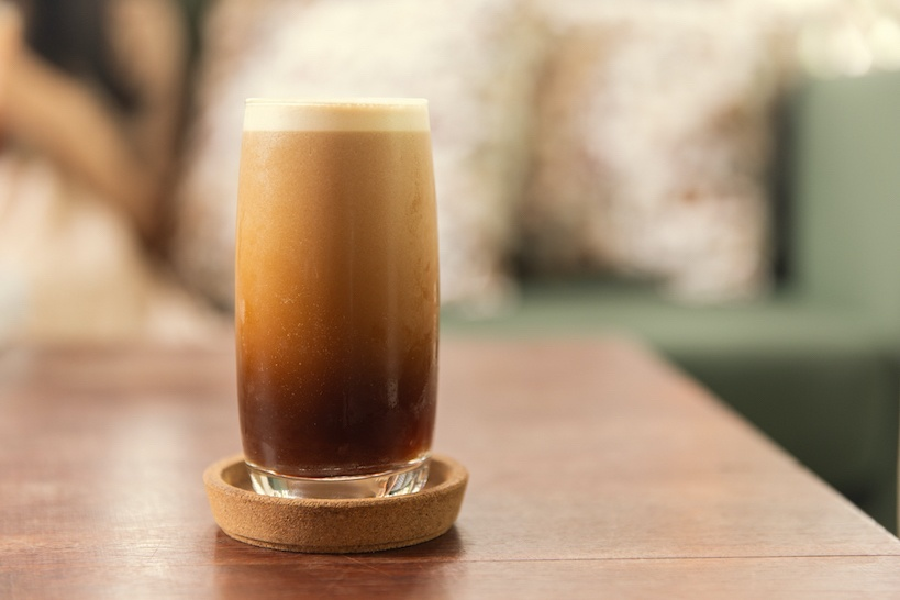 how to make nitro cold brew coffee