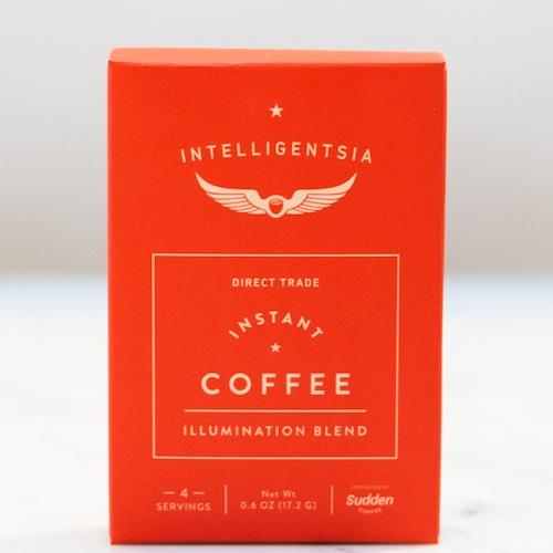 intelligentsia sudden instant coffee