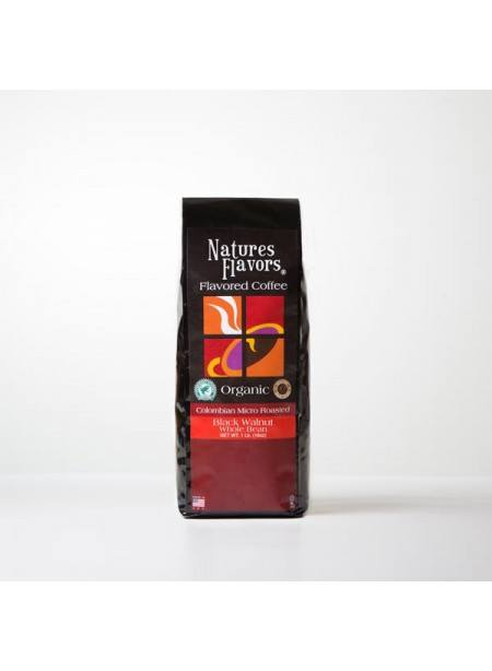 organic Black Flavoured Coffee Beans