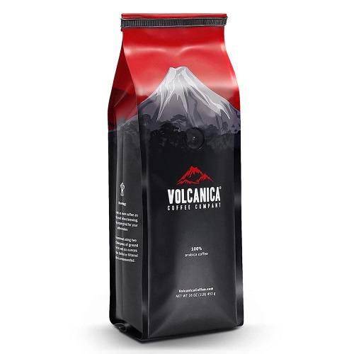 Volcanica Coffee Cinnalicious Decaf
