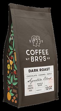 Coffee Bros Dark Roasted Coffee Beans
