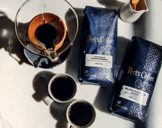 peet's coffee subscription review