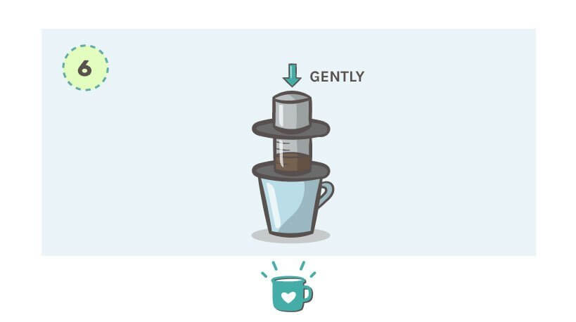 Press Gently