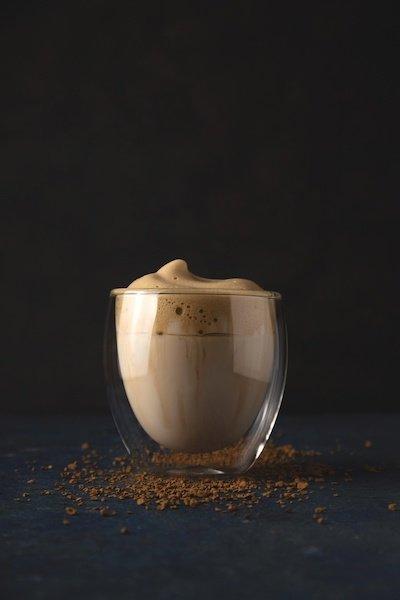 mochaccino whipped coffee dalgona