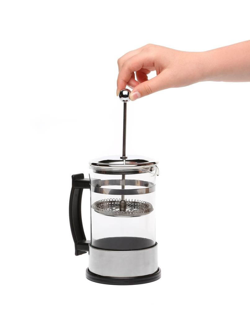 Cleaning French Press