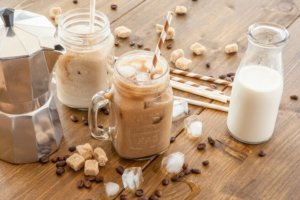 IcedCoffees-Vanilla iced Coffee Recipes