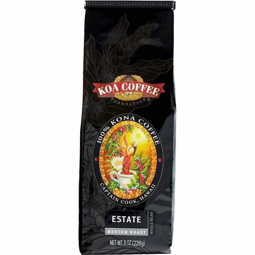 Koa coffee whole bean