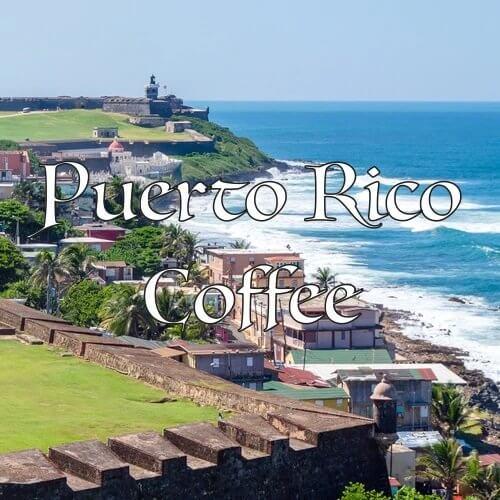Volcanica Puerto Rican Coffee