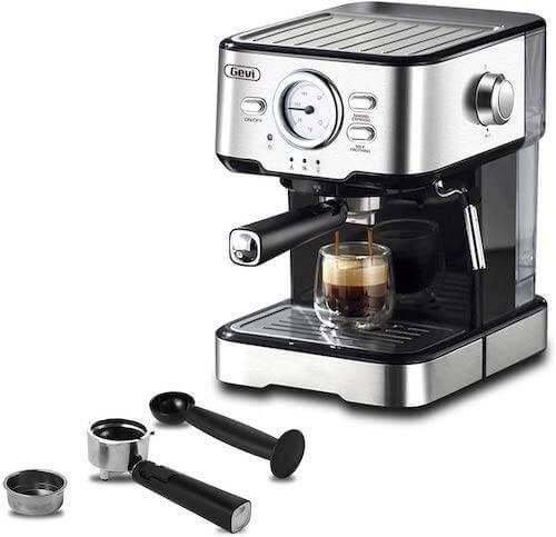 gevi coffee machine
