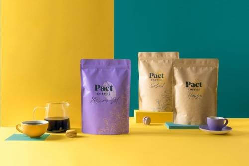 pact coffee subscription 2