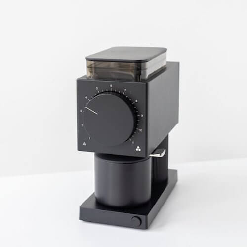 3d view of the Fellow Ode Coffee Grinder