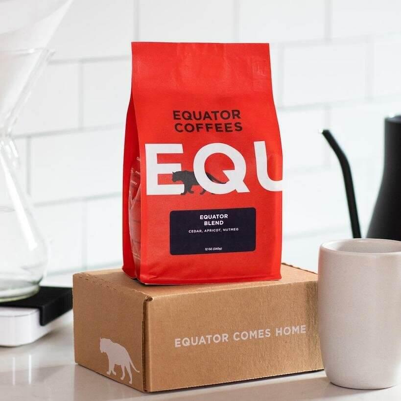 Equator coffee subscription