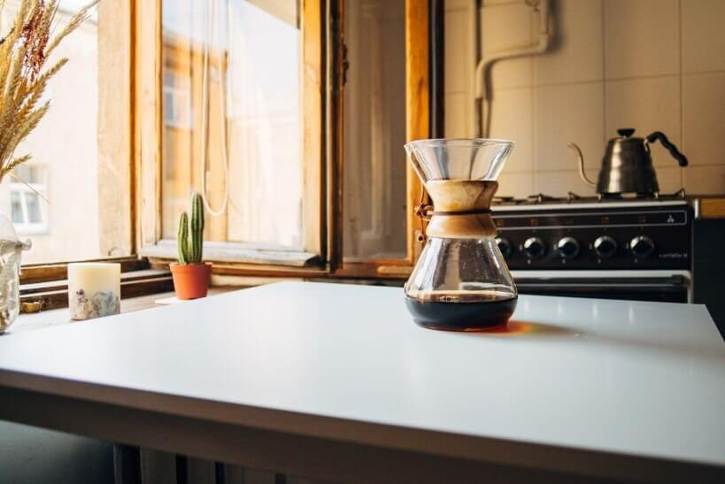 Coffee Refractometer_Chemex In Light