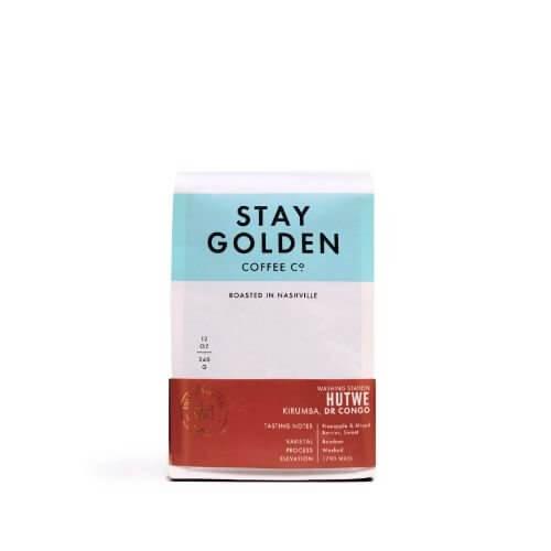 Stay Golden Hutwe