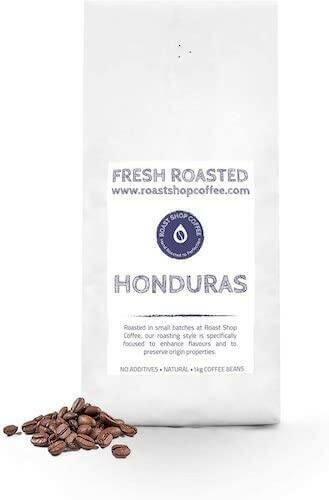 roast shop honduras coffee