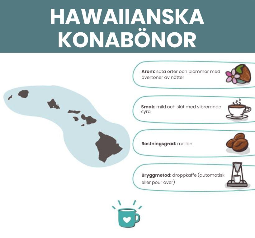 Hawaii Kona Beans