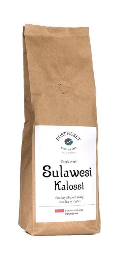 Sulawesi webbild