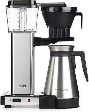 moccamaster kaffemaskin