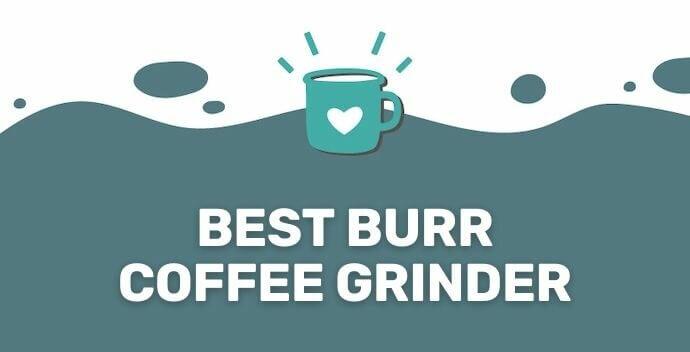best burr coffee grinder banner
