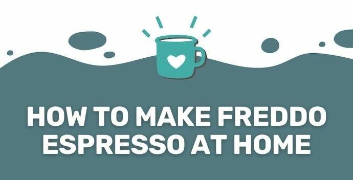 how t omake a freddo espresso banner