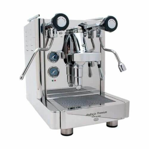 Quick Mill Andreja Premium Espresso Machine Review