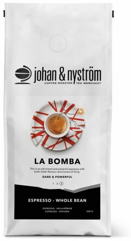 Johan & Nyström Espresso La Bomba