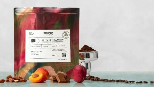 Koppars Mellanrost - Bästa mellanrostade espresson